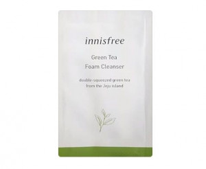 [S] INNISFREE Green Tea Foam Cleanser 3mlx60ea