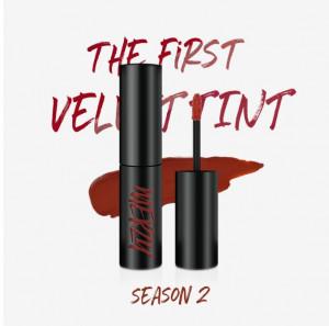 [Online Shop] MERZY The First Velvet Tint SEASON 2
