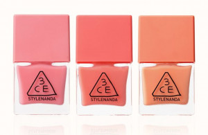 STYLENANDA 3CE Mood For Blossom Nail Lacquer