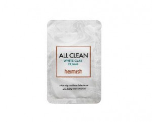 [S] heimish All Clean White Clay Foam 2mlx100ea
