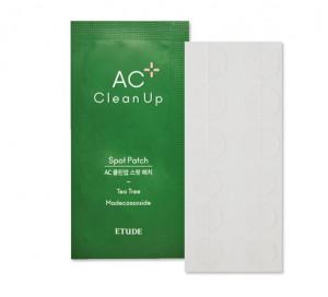 [Online Shop] ETUDE HOUSE AC clean Up Spot Patch 12 Patches / 1 Sheet