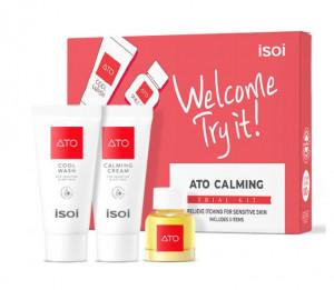 isoi ATO Calming Trial Kit