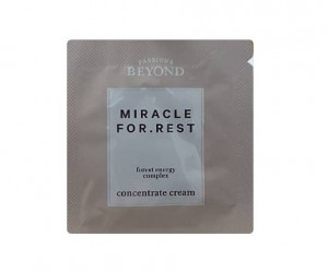 [S] BEYOND Miracle Forest Concentrate Cream 1mlx10ea [exp.2023.02.16]