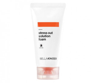 BELLAMONSTER  Stress Out Foam carrot cica foam 150ml