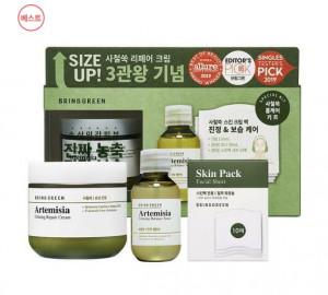 BRING GREEN Artemisia Calming Repair Cream 110ml set