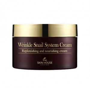 The skin house Wrinkle Snail System Cream 100ml.