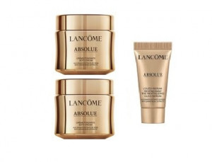 [S] LANCOME Absolue special set 3items