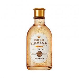 [Online Shop] SKINFOOD Gold Caviar EX Toner 145ml