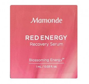 [S] MAMONDE Red Energy Recovery Serum 1mlx10ea