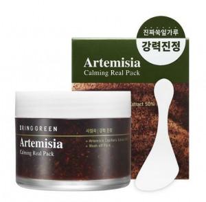 BRING GREEN Artemisia Calming Real Pack 100g