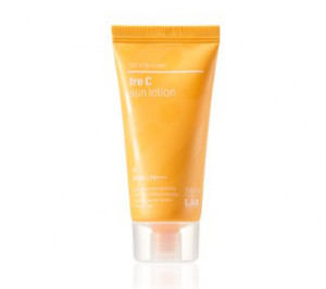 SKIN & LAB Dr.Vita Clinic  Fre C Sun Lotion 50ml