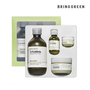 BRING GREEN Artemisia Calming Water skin care set