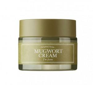IM FROM Mugwort Cream 50g