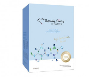 [Online Shop] My beauty Diary Hyaluronic Acid mask 23mlx8sheet
