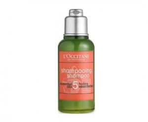 [S] L\'OCCITANE en provence Shampooing Shampoo Essential Oils 35ml