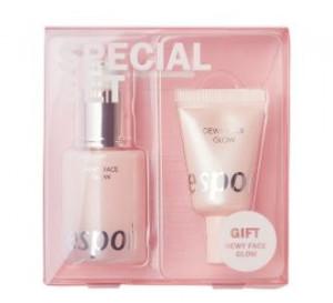 [Online Shop] ESPOIR Dewy Face Glow 20ml+7ml