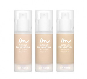 [Online Shop] MEMEBOX I\'M Genius Foundation All cover 30g