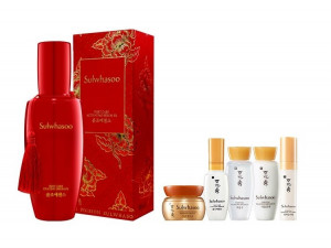 SULWHASOO First Care Activating Serum EX 120ml +basic kit5items