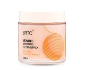 [BRTC] Vitalizer Whitening Sleeping Pack 100ml