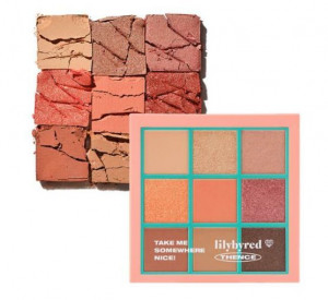 [Online Shop] LILYBYRED Mood Cheat Kit 03 #Coral Holiday [Thence Edition]