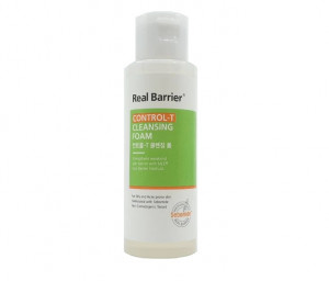 [S] Real Barrier Control-T Cleansing foam 100ml
