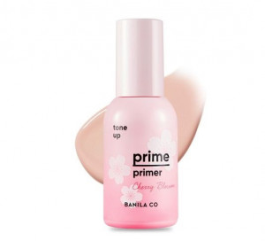 [BANILA CO] Prime Primer Cherry Blossom Tone-up SPF30 PA++ 30ml