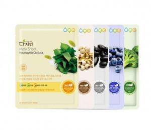 ALL NATURAL Organic Mask Sheet 25ml x 30sheet
