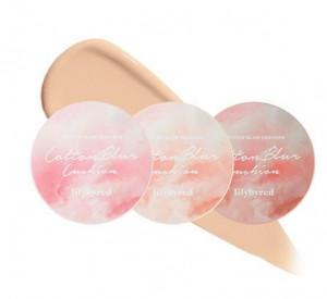 [Online Shop] LILYBYRED Cotton Blur Cushion 14g