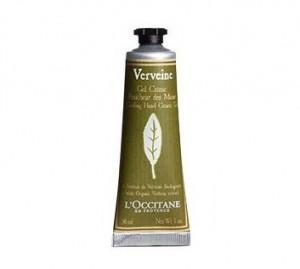 [S] L\'OCCITANE Verveine Cooling Hand cream gel 10ml