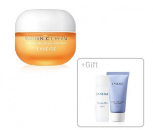 [Online Shop]LANEIGE Radian-C Cream 30ml + Gift