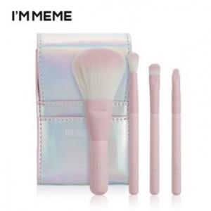MEMEBOX I\'M Mini pink brush set