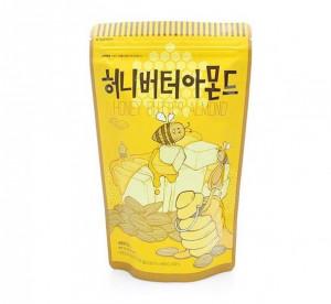 NUTS Honey Butter Almond 210g