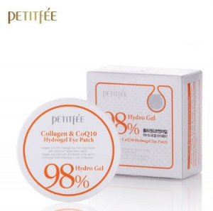 [Online Shop] PETITFEE Collagen & Q10 Hydro Gell Essence Eye & Spot Patch Eye Patch