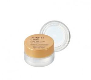 TONYMOLY  Intense Care Gold 24K snail lip treatment 10g