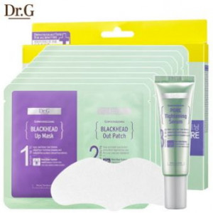 DR.G Blackhead 3-step Solution_8time