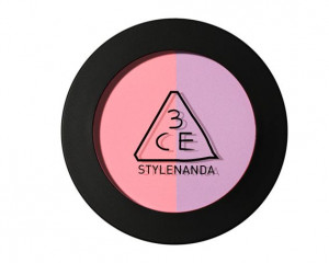 STYLENANDA 3CE DUO COLOR FACE BLUSH