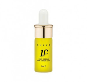MEGA Super 1st C First C serum pure vitamin C 13.5%_10ml