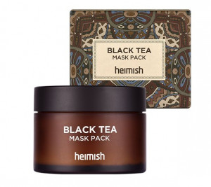 [SALE] HEIMISH Black Tea mask pack 110ml
