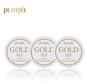 PETITFEE Gold & EGF eye & spot Patch Eye patch  *3ea
