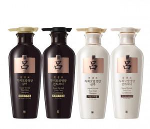 RYOE Super Revital total care shampoo /condition 400ml