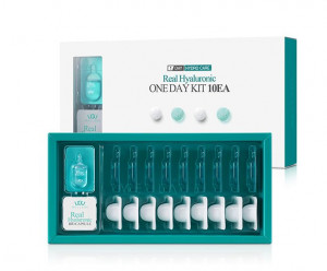 WELLAGE  Real hyaluronic  1Day Kit_10ea