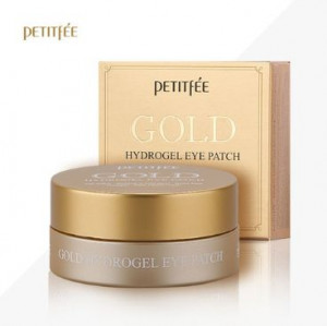 PETITFEE Gold Hydrogel Eye Patch 24K 60pcs