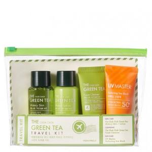 TONYMOLY The chok chok Green tea travel kit