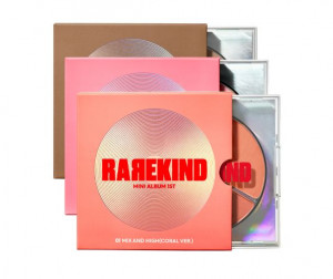 Rarekind Mini Album 1st
