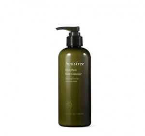 INNISFREE olive real body cleanser 300ml