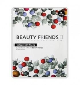 Beauty Friends II Essence Mask Sheet [Collagen] 23gx10ea