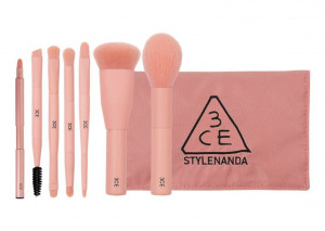 Stylenanda 3ce Mini Makeup Brush Kit