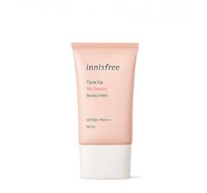 INNISFREE Tone Up No Sebum Sunscreen SPF50 PA+++ 50ml