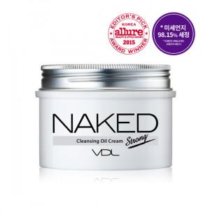 VDL Naked Cleasing Oil Cream (Strong) 150ml