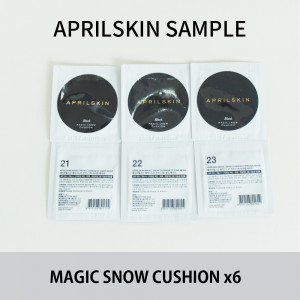 [S]april skin magic snow cuhion Sample